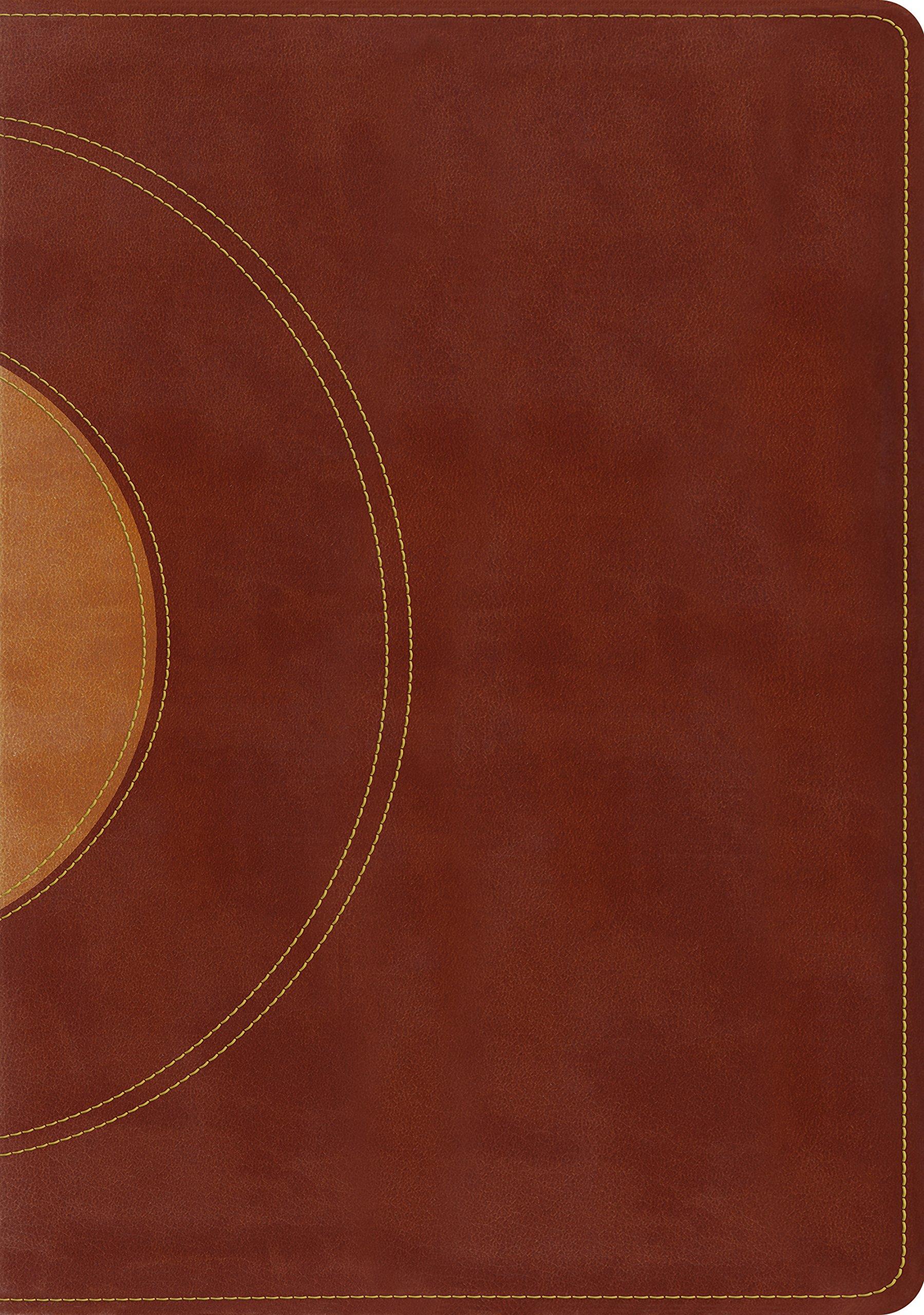 ESV Study Bible (TruTone, Walnut/Taupe, Core Design) pdf