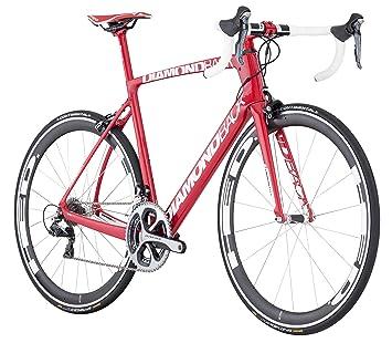 Carbon Road Bike Amazon Com >> Amazon Com Diamondback Bicycles Podium Equipe Complete Carbon Road