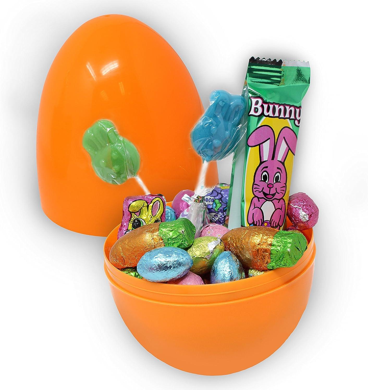 con Mini Regalo de Juguete JOYIN 12 Pieces Gigante Huevos de Pascua 18CM