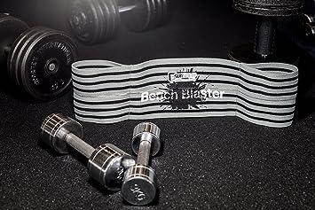 Bench Blaster – CrossFit, Levantamiento de Pesas, Levantamiento de Potencia, Eslinga para Press