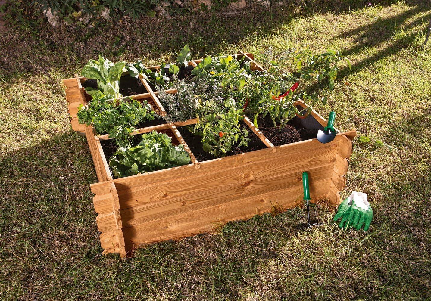 Catral 31090013 - Huerto urbano Seed Planter 120, 40 x 120 x 120 ...