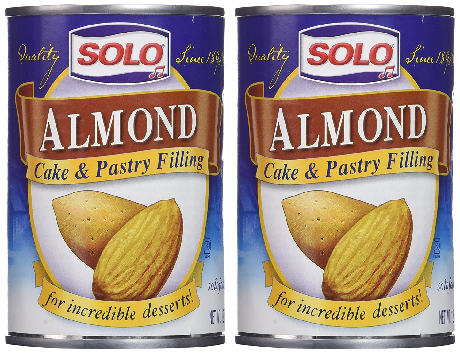 Solo Cake And Pastry Filling Recipe