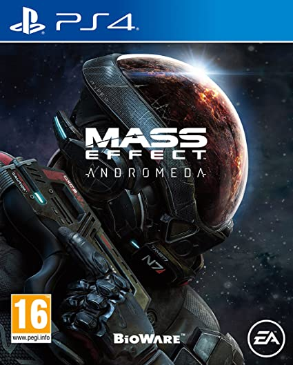 ce9438ca9ceab Buy Mass Effect - Andromeda (PS4) Online at Low Prices in India ...