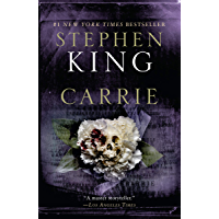 Carrie book cover