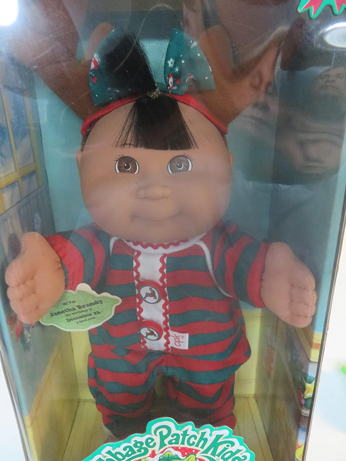 Cabbage Patch Kids Special Edition Holiday Baby   B07BH72T5L