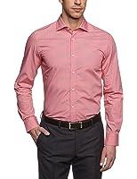 ESPRIT Collection Herren Businesshemd Slim Fit, kariert 993EO2F903