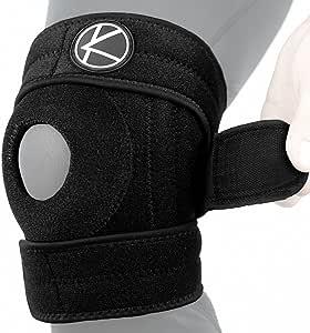 Adjustable Knee Brace Support - Plus Size Knee Brace for