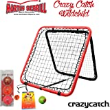 Crazy Catch Wildchild Classic with MBS Storm Training Balls Three Pack
