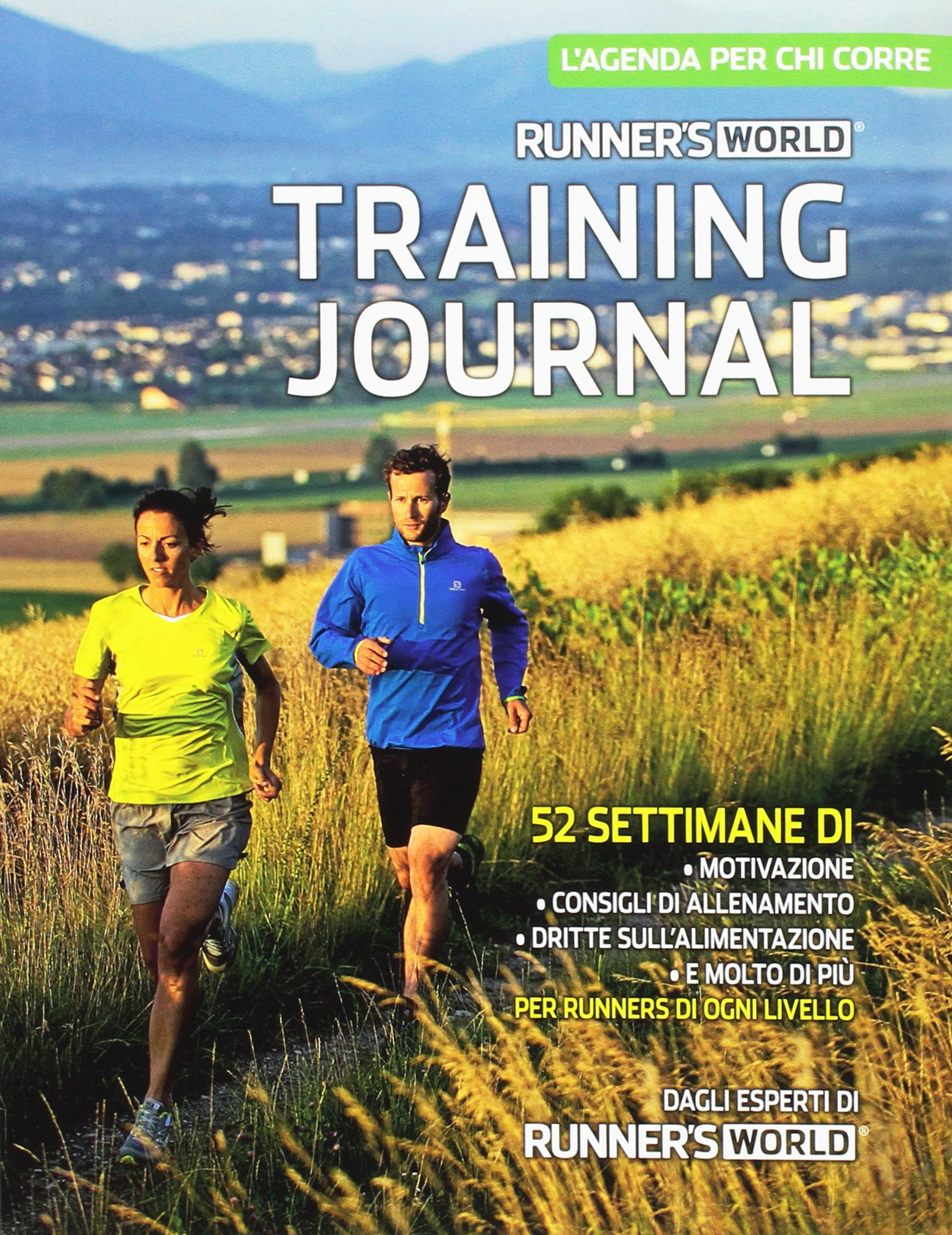 Training journal. Lagenda per chi corre: Amazon.es: aa.vv ...