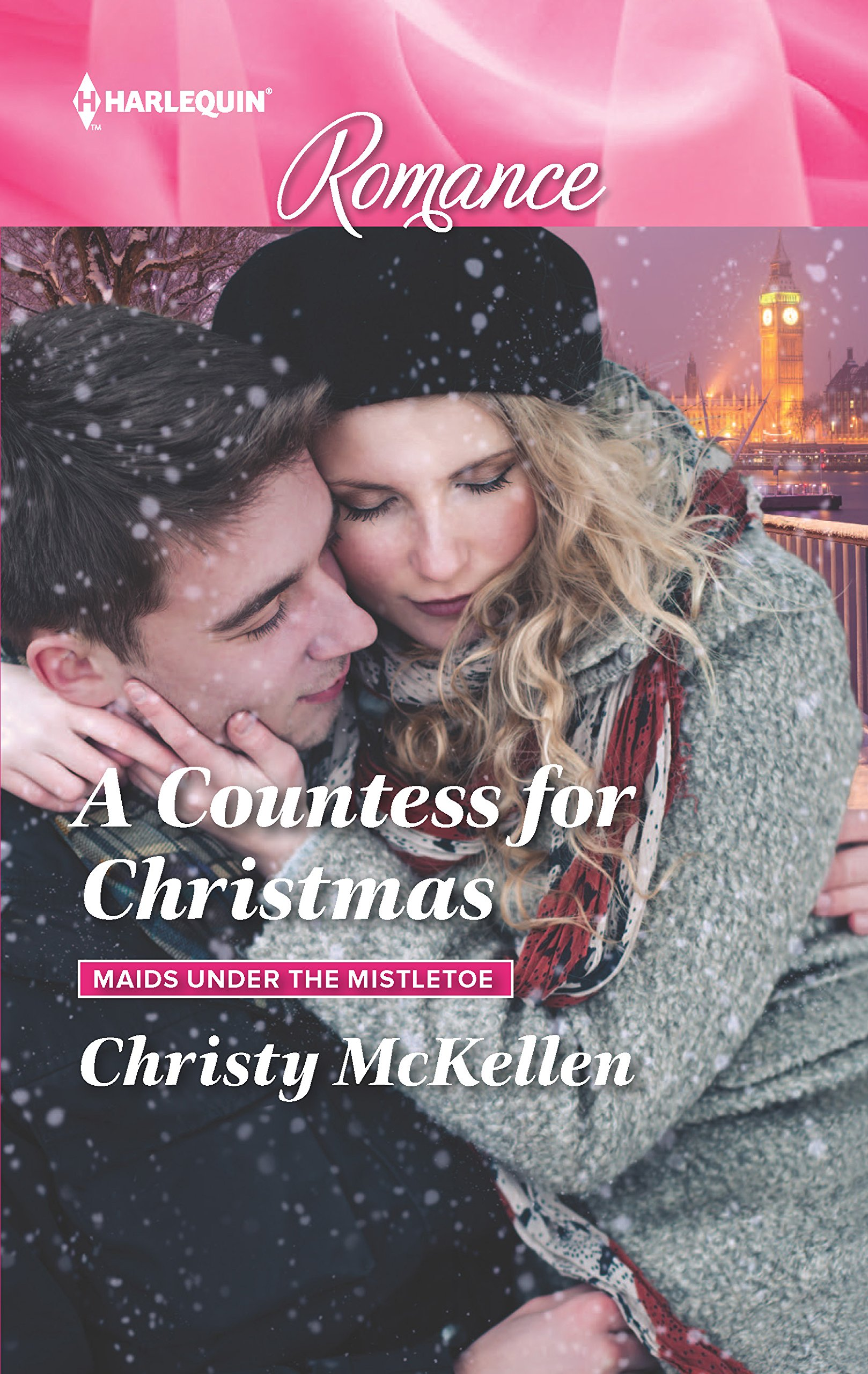 A Countess for Christmas (Maids Under the Mistletoe) PDF