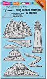 Stampendous DCS5098 Build a Lighthouse Die Cut Set
