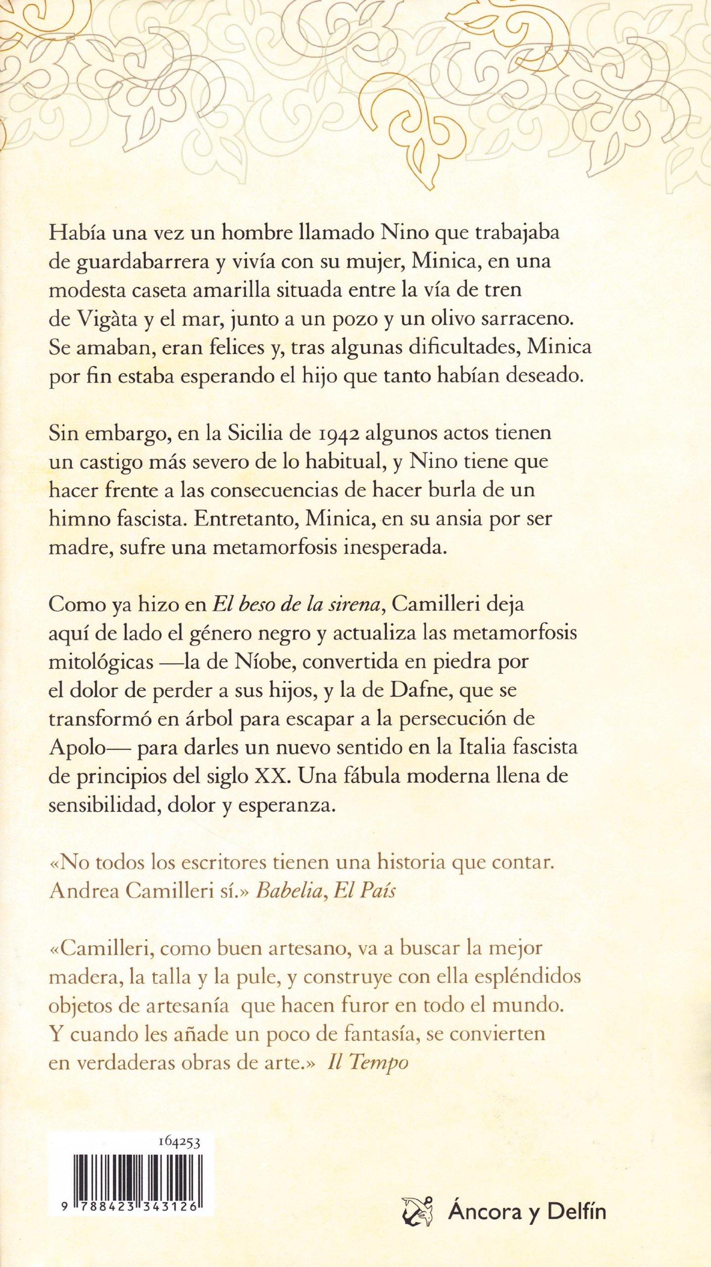 El guardabarrera (Áncora & Delfín): Amazon.es: Andrea Camilleri, Carlos Vitale: Libros