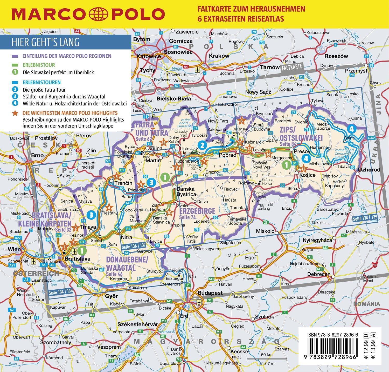 MARCO POLO Reiseführer Slowakei: Reisen mit Insider-Tipps. Inklusive ...