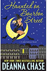 Haunted on Bourbon Street (The Jade Calhoun Series Book 1) Kindle Edition