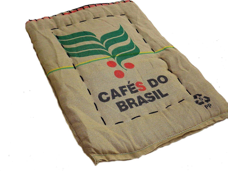 Hundebett Kaffeekissen - 100% recycled - Brasilien
