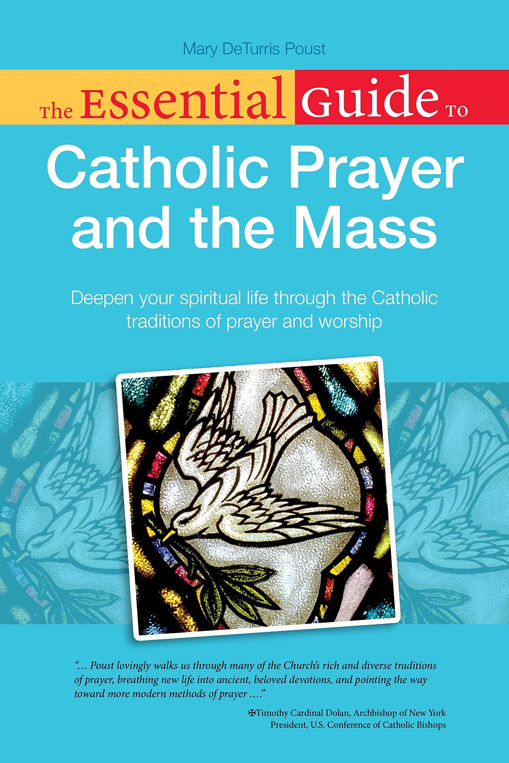 The Essential Guide to Catholic Prayer and the Mass: Mary DeTurris Poust:  9781615640751: Amazon.com: Books