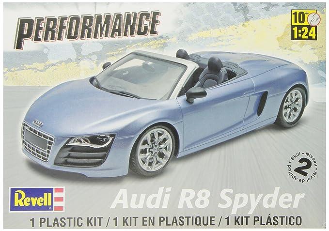 Revell 1:24 Audi R8 Spyder