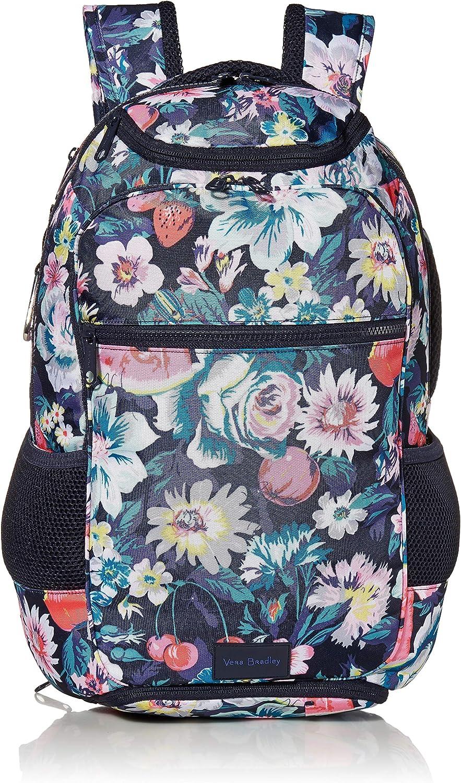 Vera Bradley Women's Recycled Lighten Up Reactive Journey Backpack