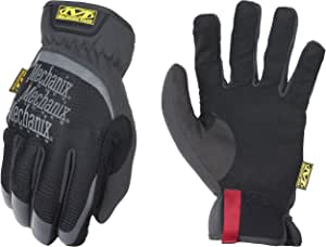 Mechanix Wear - FastFit Gloves (X-Large, Black)