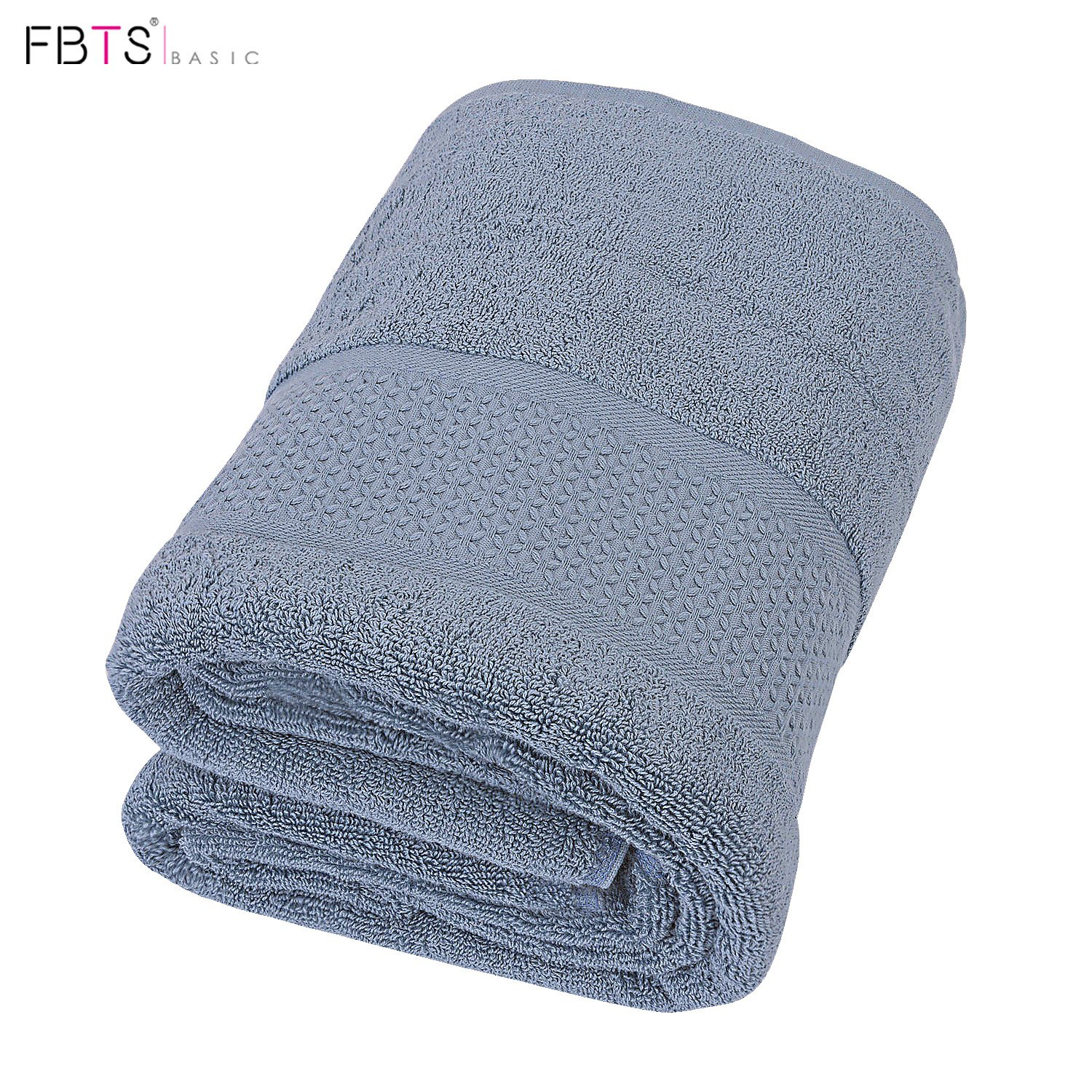 Luxury Bath Sheets Towels Set Large 1 Pack 31X59 Inch