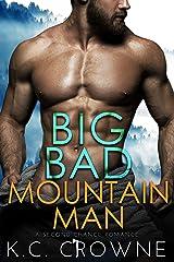 Big Bad Mountain Man: A Secret Baby Romance Suspense (Big Bad Daddies) Kindle Edition