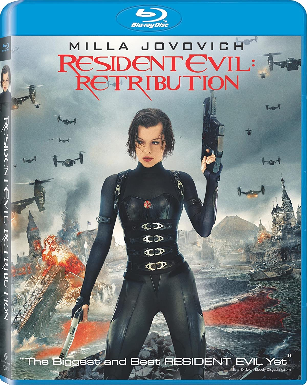 Resident Evil: Retribution Edizione: Stati Uniti USA Blu-ray: Amazon.es: Milla Jovovich, Sienna Guillory, Michelle Rodriguez, Kevin Durand, Colin Salmon, Dan Wladyka, Carlos Caneca, Ave Merson-OBrian, Aryana Engineer, Li Bingbing, Boris Kodjoe, Johann