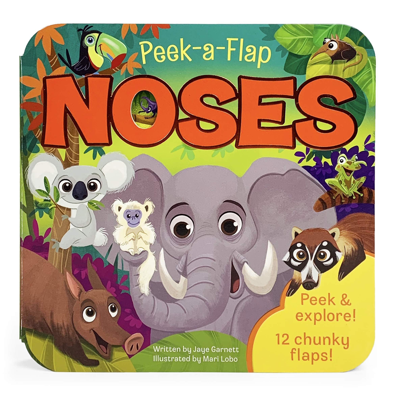 Noses (Peek-a-flap)