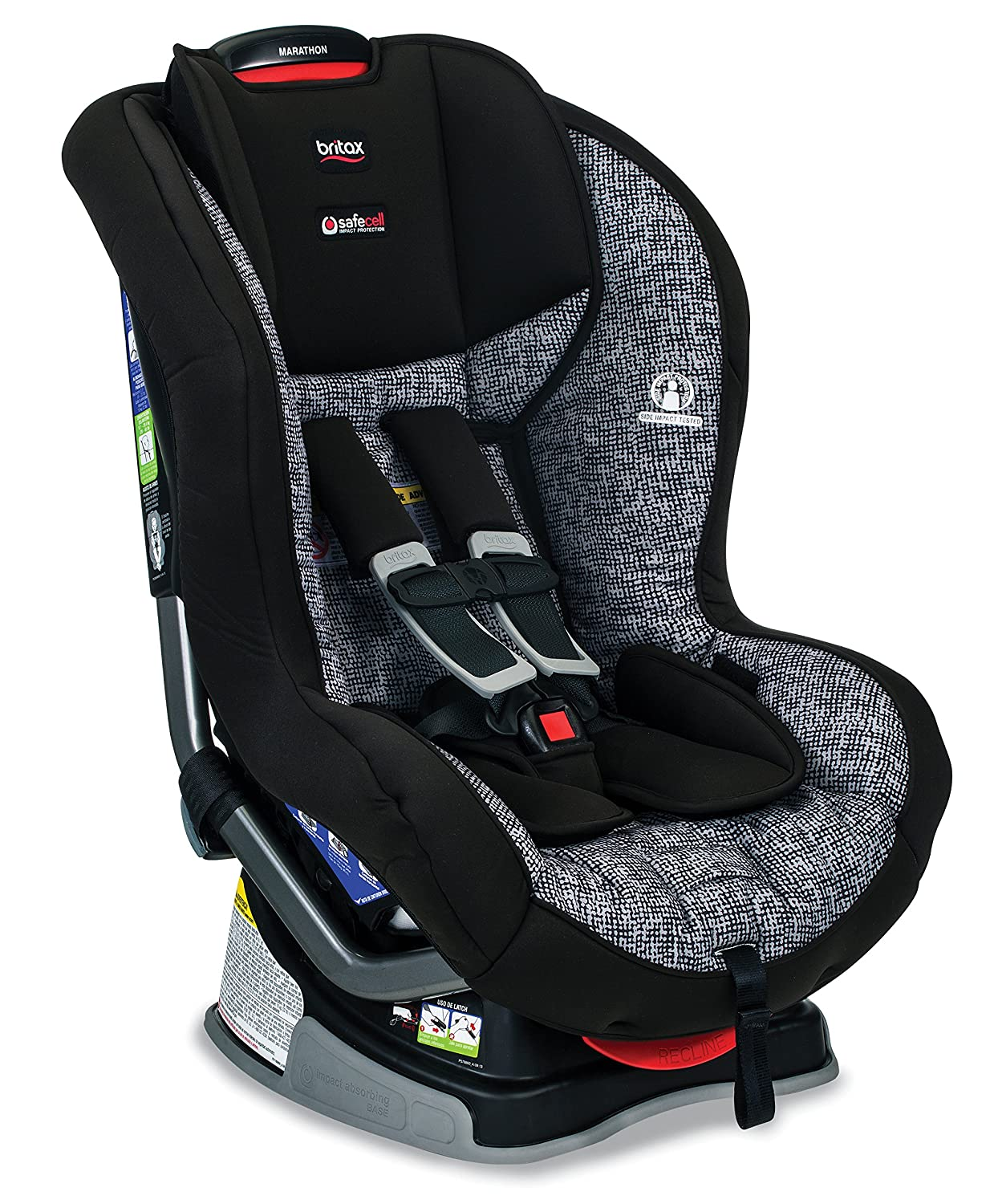 $247.49 Britax Marathon Convertible Car Seat, (G4.1) Static