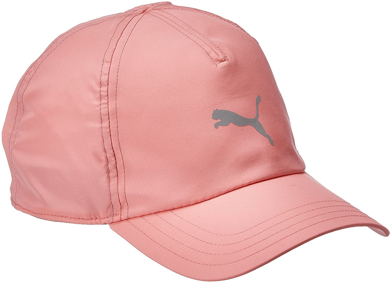 Puma - Gorra de béisbol - para mujer Rosa Talla única: Amazon.es ...