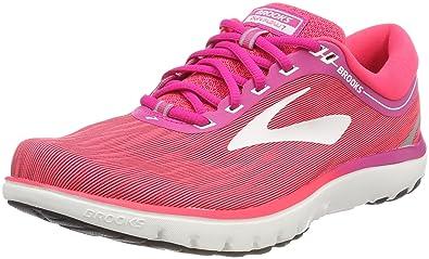 a7ec2ad3a1012 Brooks Women s PureFlow 7 Running Shoes  Amazon.co.uk  Shoes   Bags