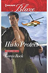 His to Protect (Uniformly Hot!) Mass Market Paperback