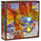 Tsuro Phoenix Rising - Family Board Game for 2-8 Players
