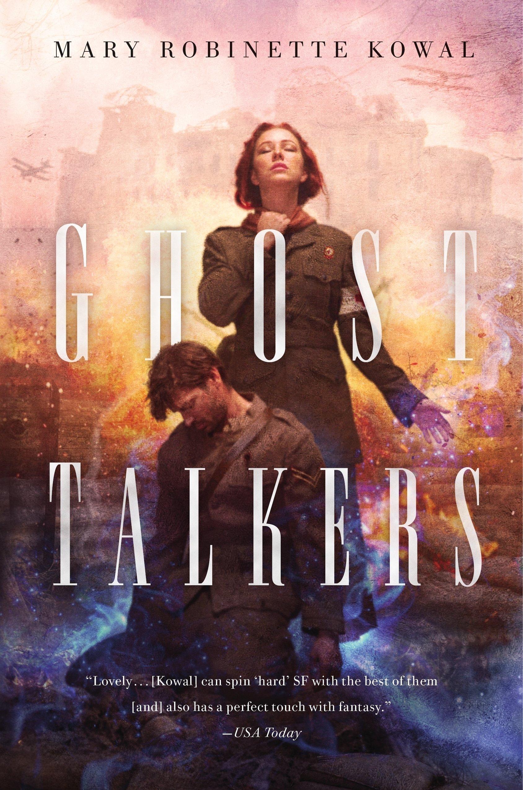 Ghost Talkers pdf