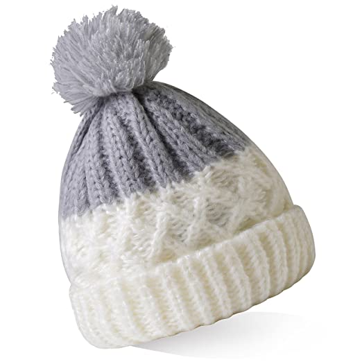 Amazon.com  Boncy Women s Winter Hat c969b9a0244