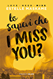 Lo sapevi che I miss you?: DIMILY vol. 3