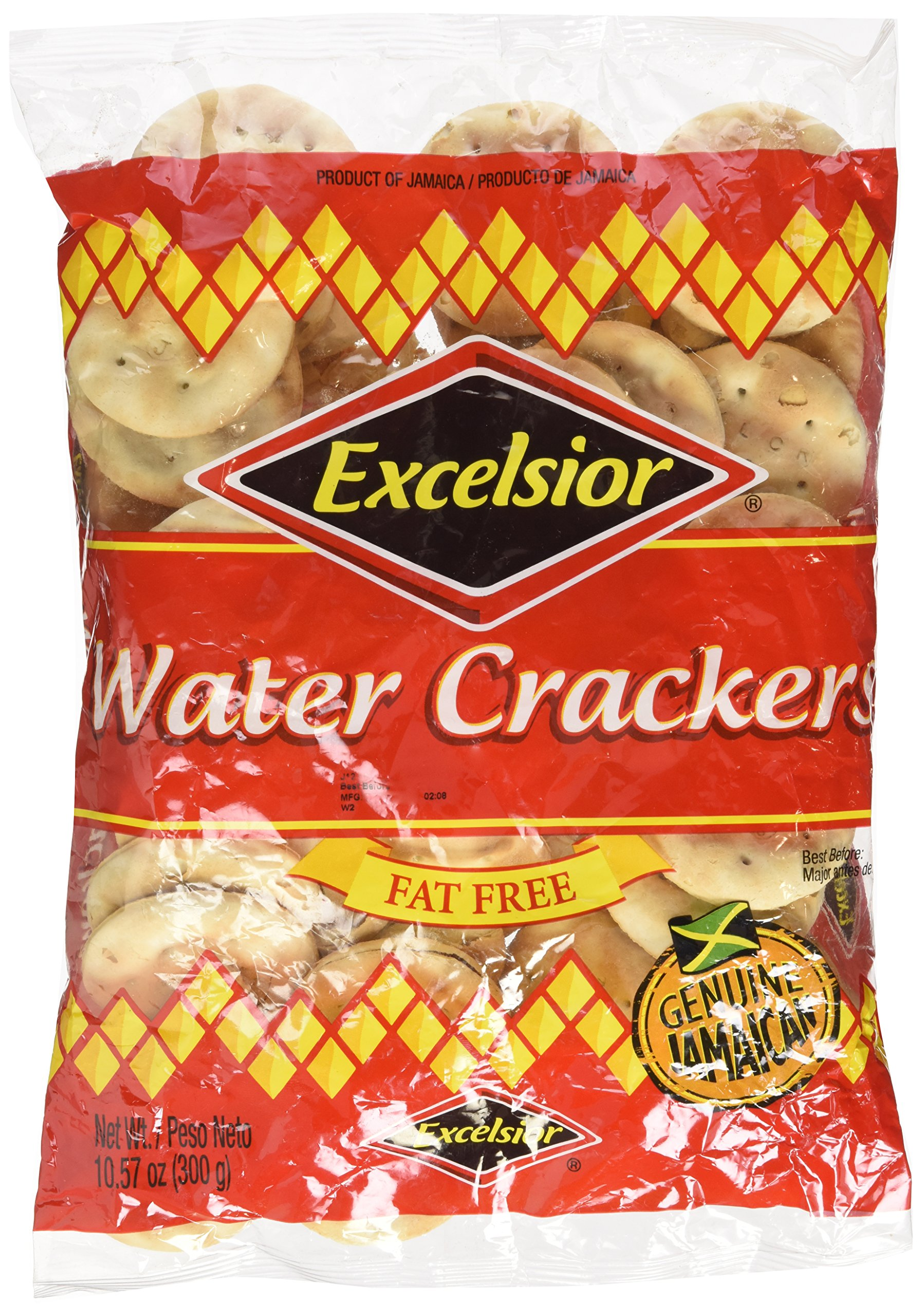 Excelsior Water Crackers, 10.57oz