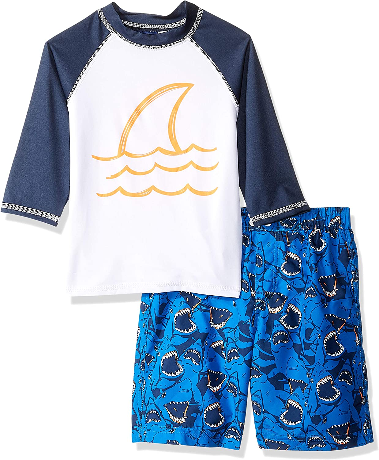 iXtreme Boys Little Printed Rashguard Sets