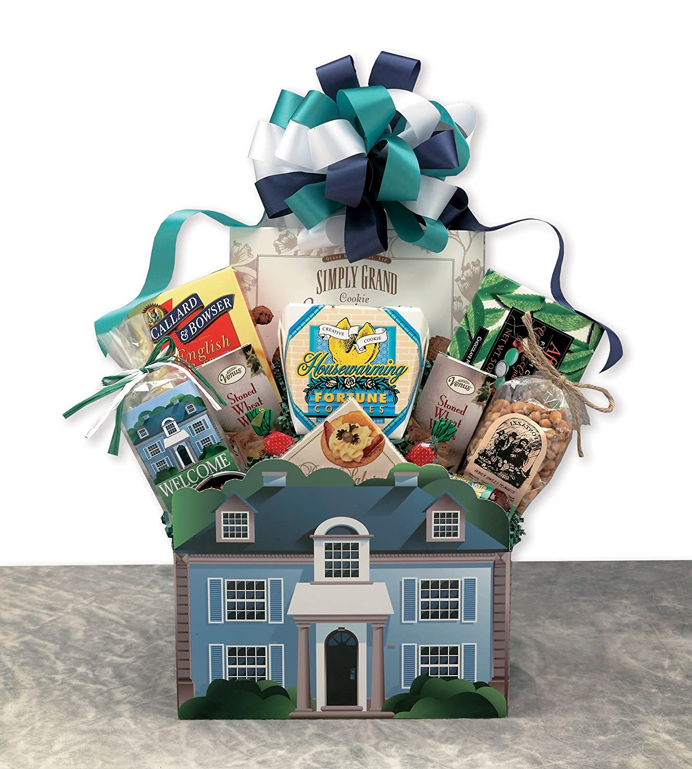 gift box house warming party favors home sweet home ornament real estate gift Mini House Favor Box Set of 12 home gifts