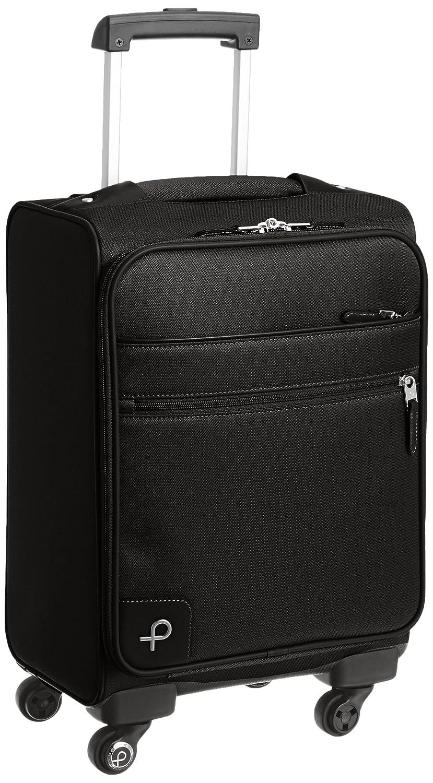 [プロテカ]Proteca 日本製スーツケース ソリエII 21L 2.5kg ストッパー付 TSA南京錠 B00TTHGTBEブラック