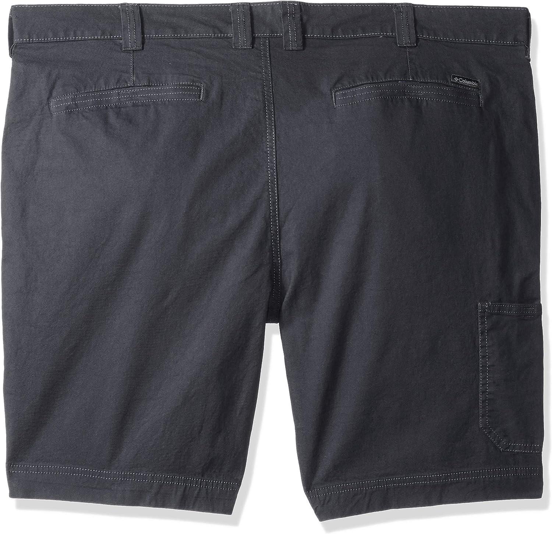 Columbia Flex Roc Short Pantalon de randonnée Homme Graphite