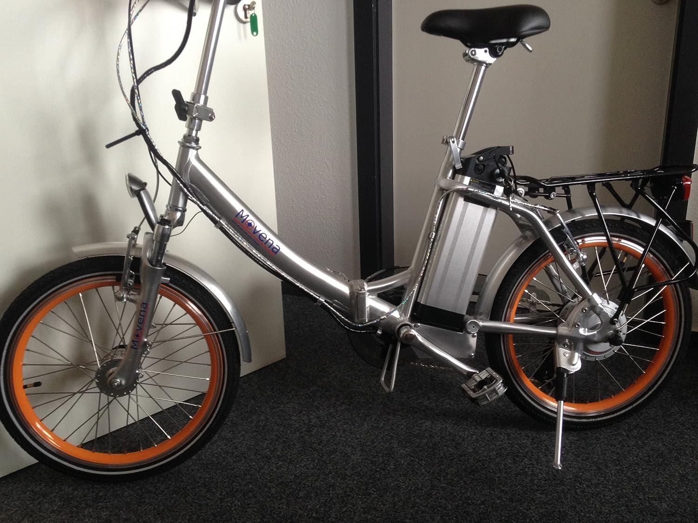 Pedelec Movena afh20, certificado TÜV y eléctrico – Bicicleta ...