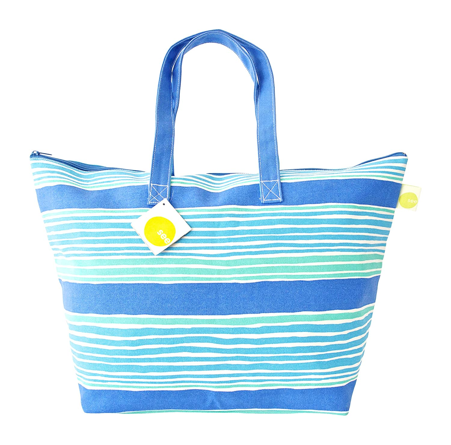 Amazon.com | See Design Weekender, Capri Blues, One Size | Carry-Ons