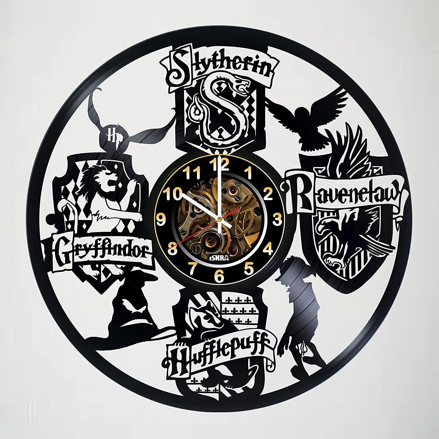 Harry Potter Wall Clock