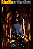 Fire and Brimstone: A Reverse Harem Paranormal Academy Romance (Fortuna Academy Book 1)