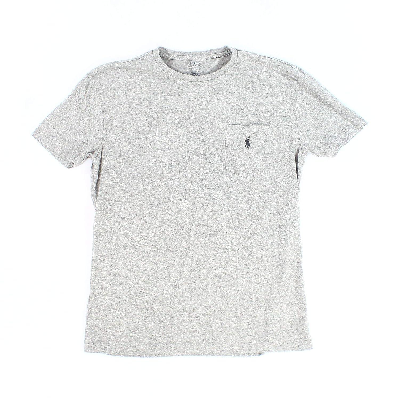Ralph Lauren Mens Pocket Basic T-Shirt