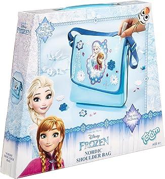 Frozen Bastel Set Umhange Tasche Mit Anna Und Elsa Druck Zum