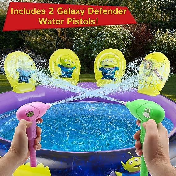 Disney Piscina Inflable Toy Story 4 | Piscina para Niños Al Aire ...