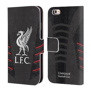 13df1e18e Official Liverpool Football Club Liver Bird Away Shirt  Amazon.co.uk   Electronics
