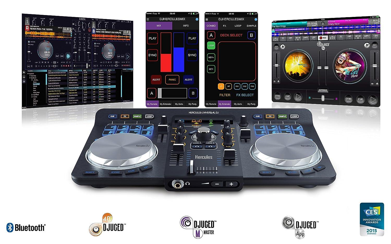 consolas de DJ