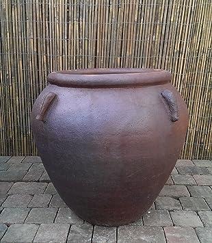 Stone Garden Planter, Large Garden Planter, Giant Garden Planter, Garden  Planter, Ceramic